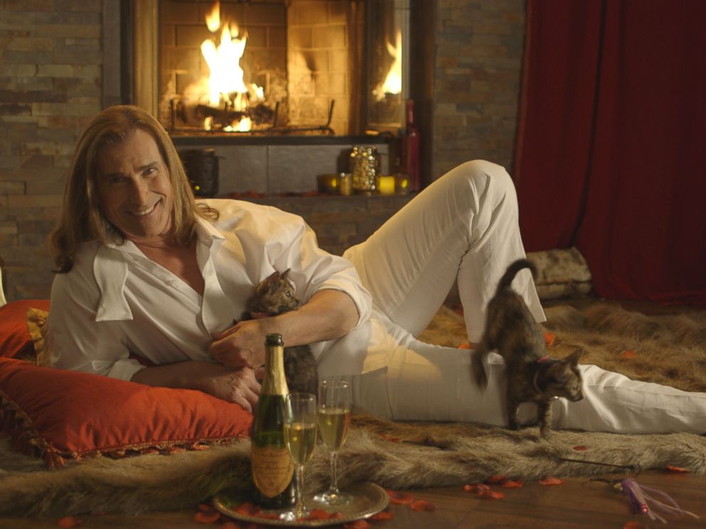You Can Curl Up With Fabio In Front Of A Fire On Valentine