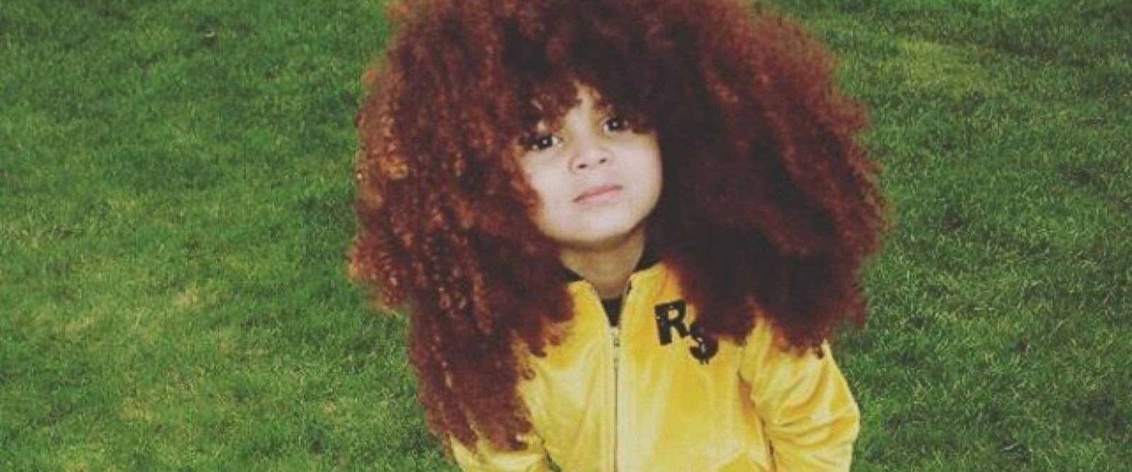 Big-Haired Little Boy Earns Internet Fame With Colossal ...