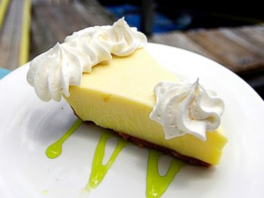 PHOTO: Key Lime Pie is seen in this photo provided by the Key West Key Lime Pie Co.