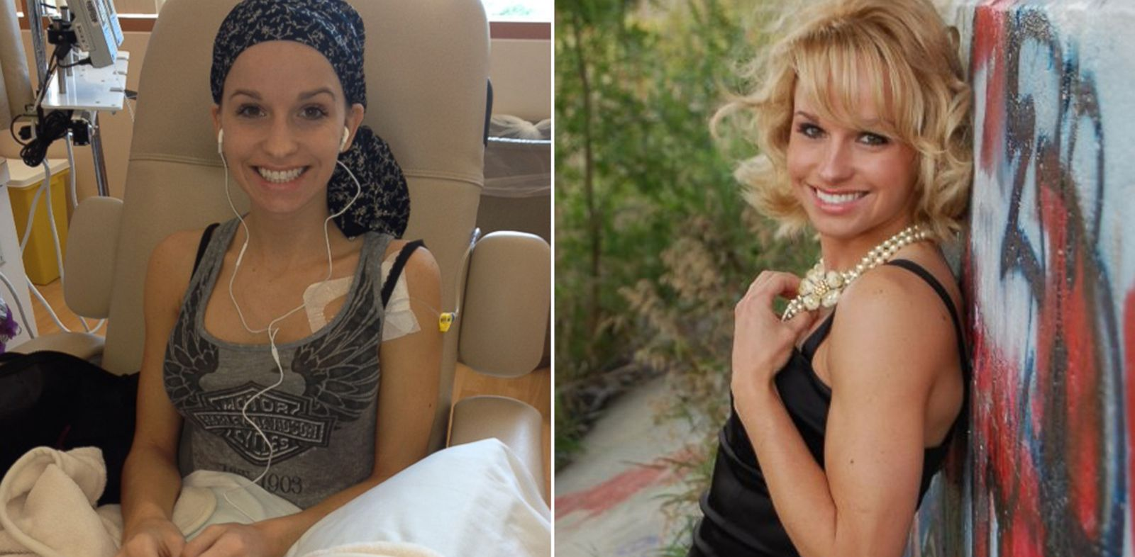 PHOTO: Kristina Anderson was diagnosed with a rare, aggressive form of ovarian cancer in June