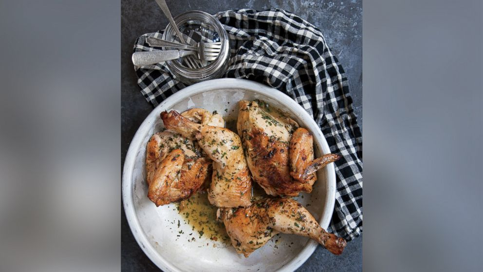 Beer Can Chicken Recipe | Marc Murphy | Recipe - ABC News