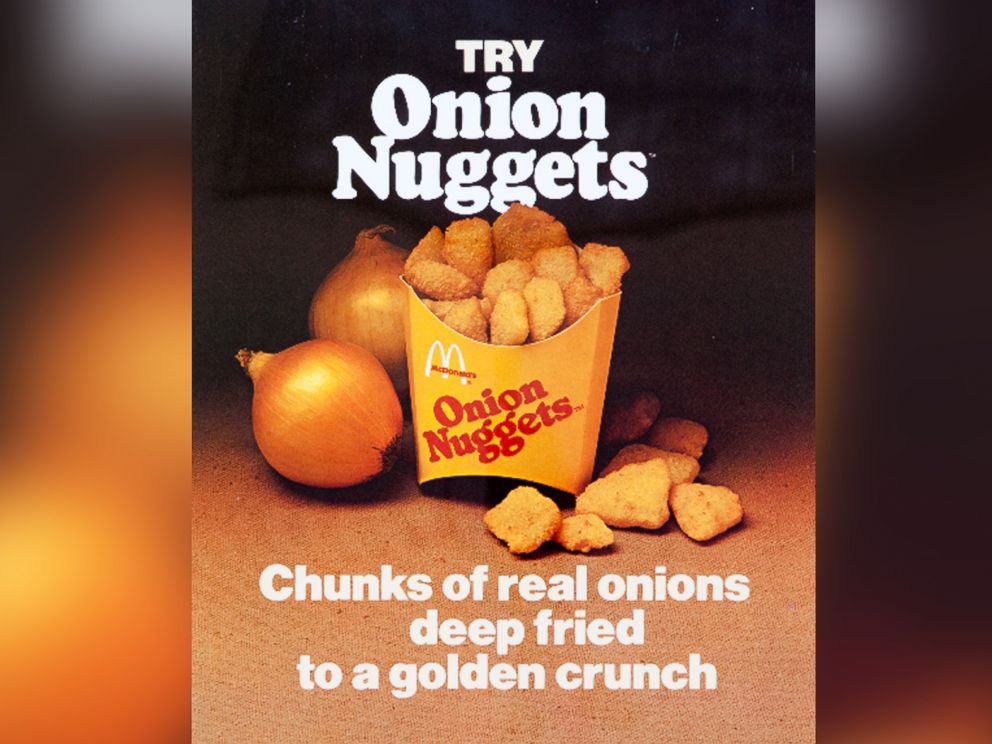 Onion Rings At Mcdonalds