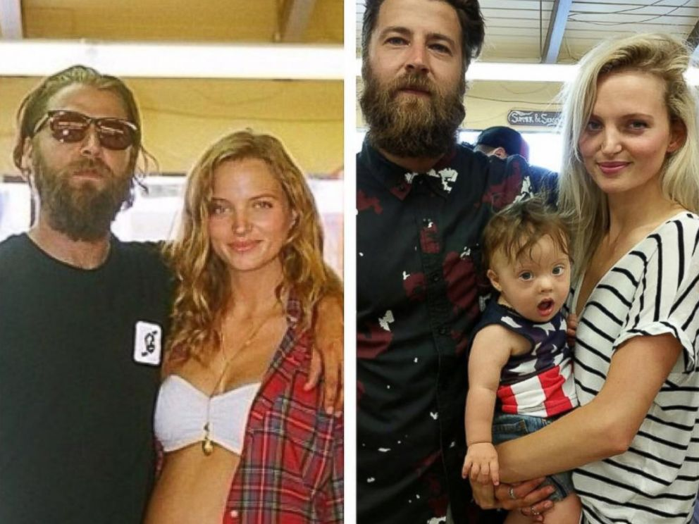PHOTO: Amanda Booth posted this family photo from July 4th to her Instagram account.