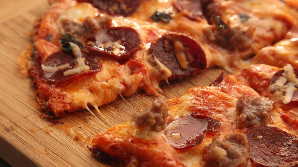 PHOTO: Pizzadilla
