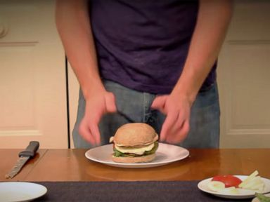 PHOTO: A screen grab from How To Make Everythings video of How to Make a $1500 Sandwich in Only 6 Months, on YouTube.