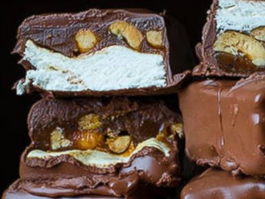 PHOTO: TastingTable.coms recipe for Snickers.