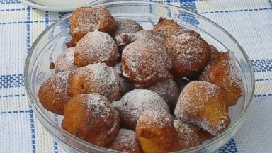 PHOTO: Fritule, a Croatian pastry, is seen in this undated photo.