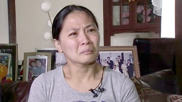PHOTO: Nelia Arellano, who survived the limousine fire in San Francisco that left five of her friends dead, claims the driver could have done more to help them.