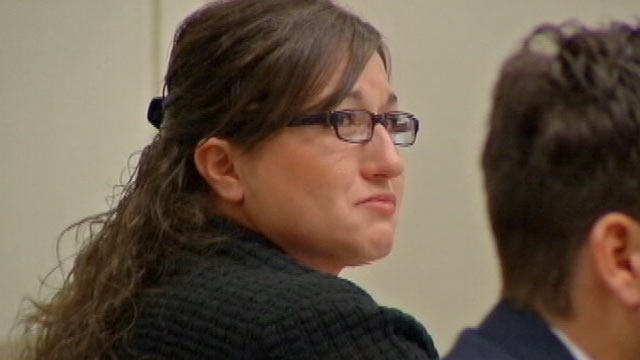 PHOTO: Monica Chavez, seen in court June 12, 2012, is on trial in Adams County Court in Colorado after she had a seizure while driving and got into a car accident, killing a family of five, in Feb. of 2011.