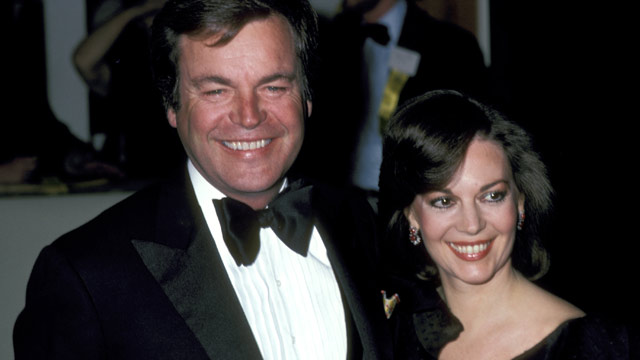 Natalie Wood with Husband  Robert Wagner