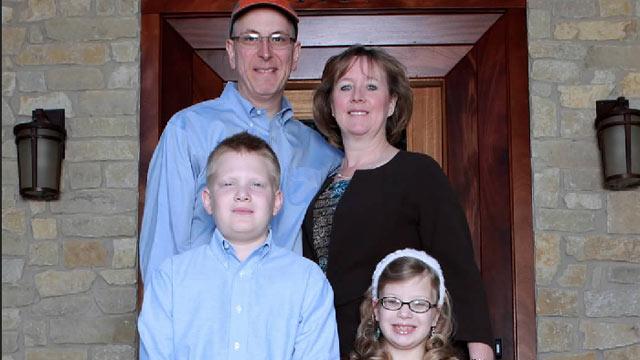 PHOTO: Dr. Oliver Bogler and his wife, Dr. Irene Bogler, were both diagnosed with breast cancer.