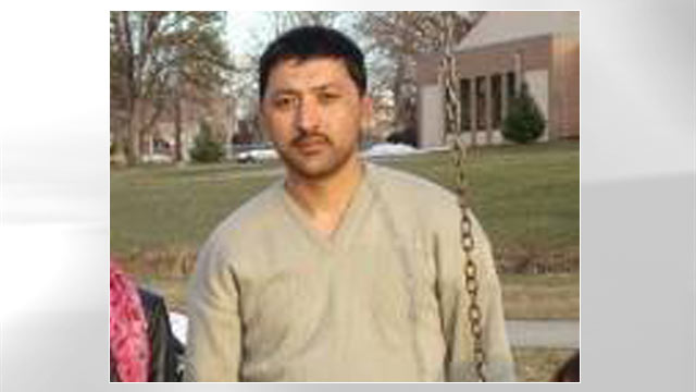 PHOTO: Jamshid Muhtorov was arrested by the FBI last week.