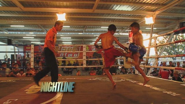 VIDEO: Inside the World of Thailands Child Boxing