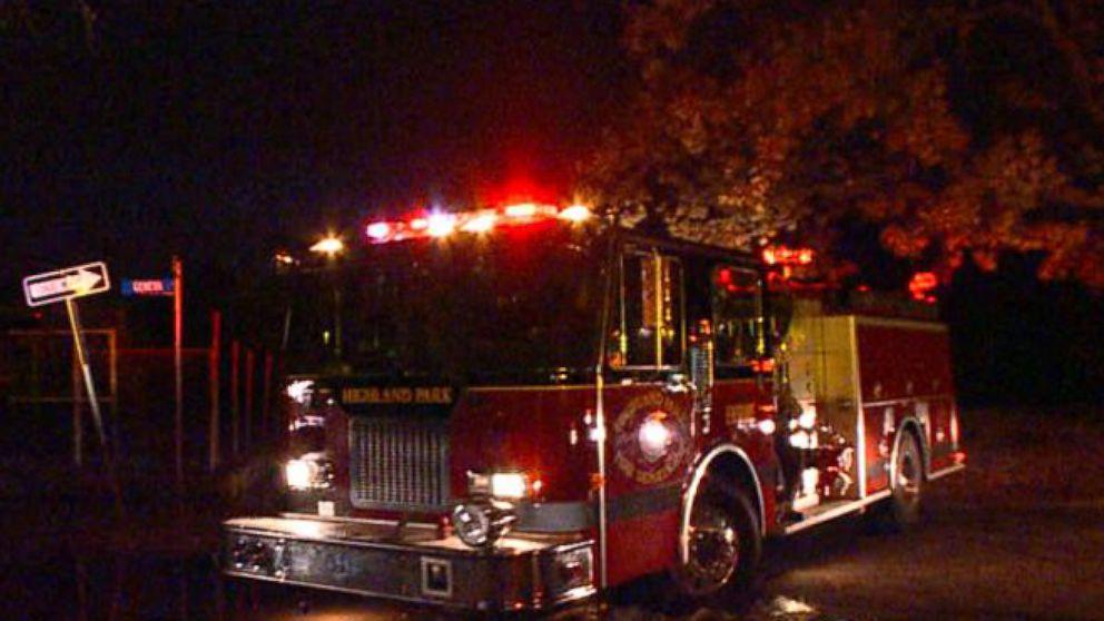 As Detroit Suburb Burns, Firefighters Wont Back Down