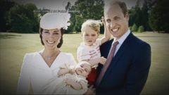 Princess Charlottes Christening: New Photos