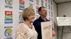 VIDEO: Seven-Time Lottery Winner Offers Tips to Powerball Winner