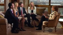 Donald Trumps Wife, Children Talk About His Campaign, Home Life