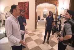"VIDEO: Luxury realtor Mauricio Umansky and his wife Kyle Richards of ""Real Housewives"" fame offer a behind-the-scenes glimpse."