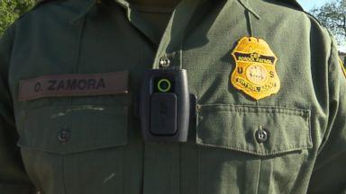 Nightline 11/25/15: U.S. Customs and Border Patrol Test Body Cams After Complaints
