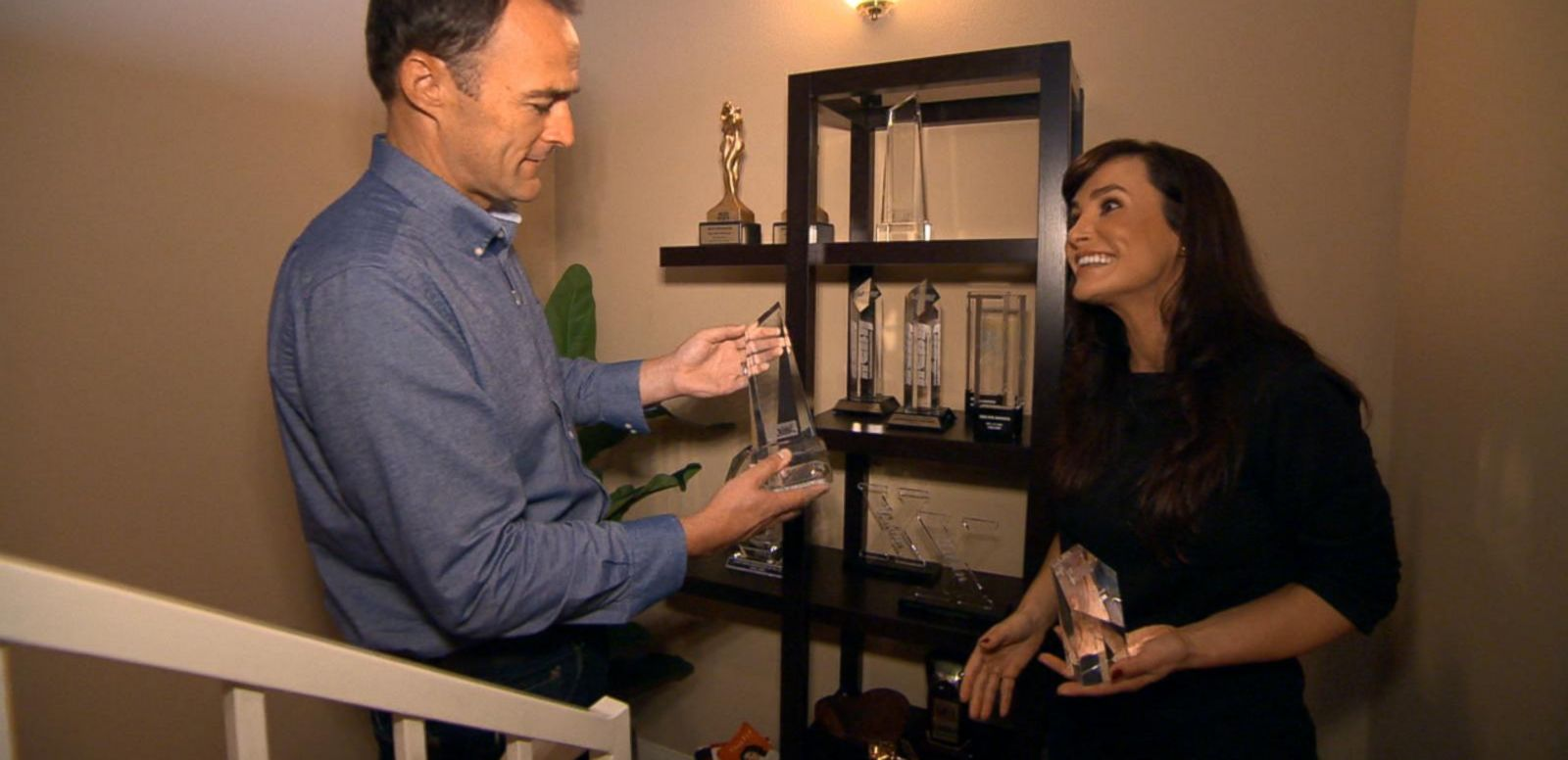 VIDEO: Inside Ex-Porn Star, Turned-Fantasy Sports Radio Host Lisa Ann's Home