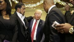 Nightline 11/30/15: Donald Trump Has Closed Meeting With African-American Pastors