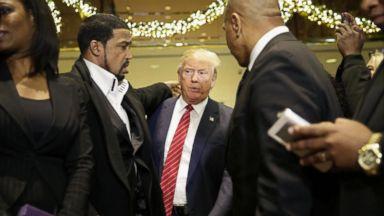 Nightline 11/30/15: Donald Trump Has Closed Meeting With African-American Pastors