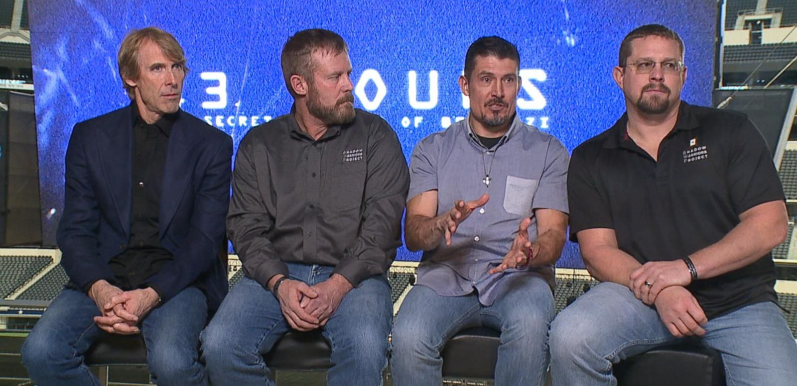 Secret Soldiers of Benghazi Discuss Real-Life Events Behind 13 Hours