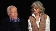Madoff Stars Richard Dreyfuss, Blythe Danner on Preparing for Roles