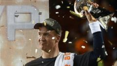 VIDEO: Whats Next For Broncos Peyton Manning Since Winning Super Bowl 50