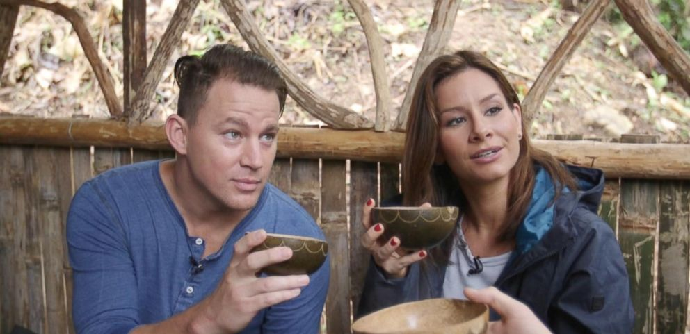 Channing Tatum Reveals His Energy Secret Is an Amazonian Leaf Tea