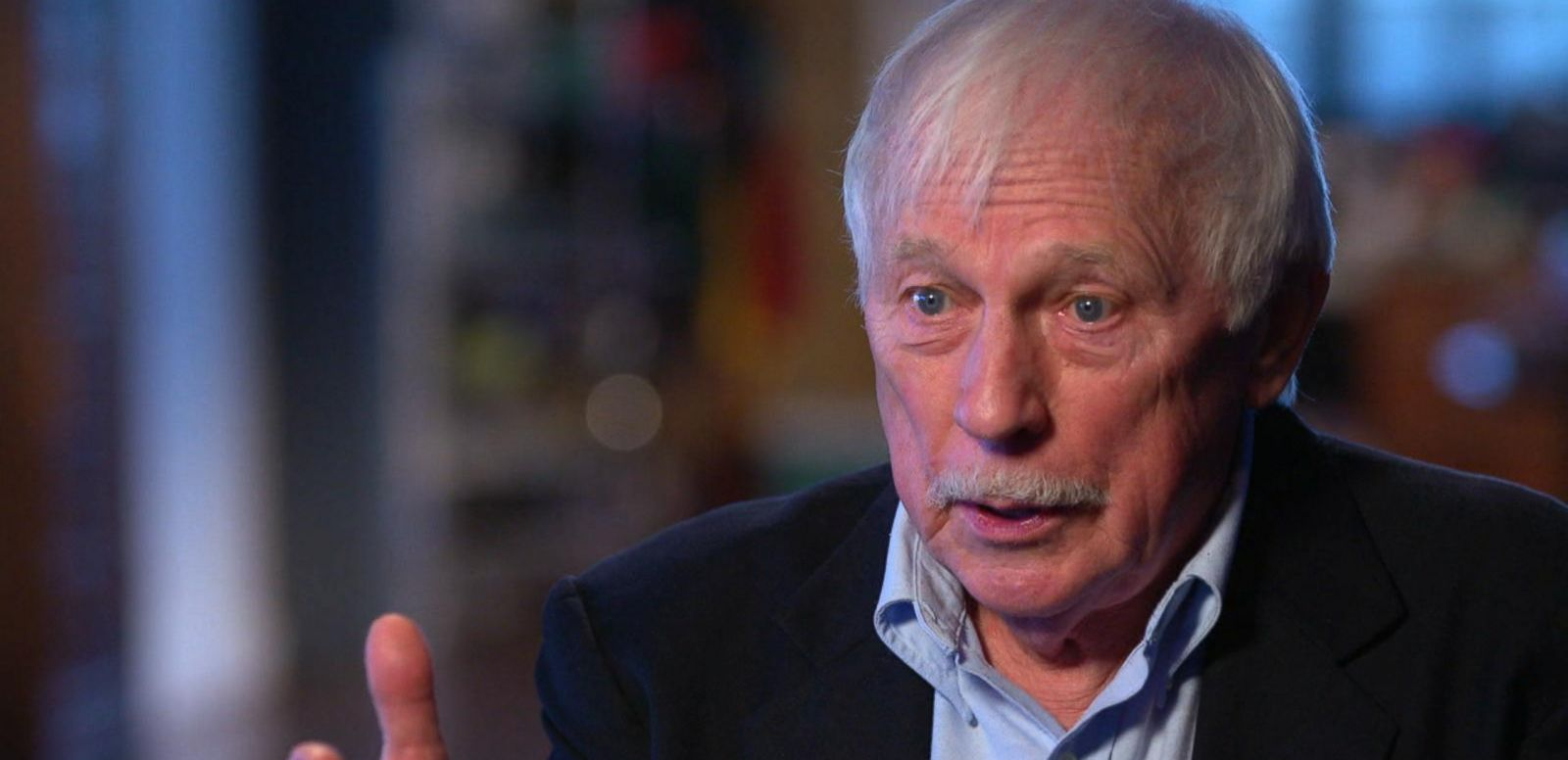 Scientology Leader David Miscavige's Father on Their Relationship: Part 1