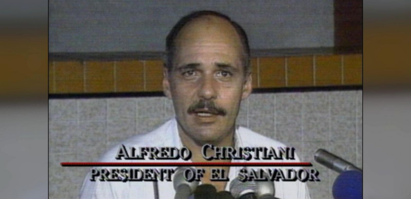 ARCHIVAL VIDEO: El Salvadorian Government Reaction to Killing of 6 Priests