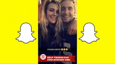 VIDEO: Nightline 05/23/16: Meet the Couple Behind the Viral Snapchat Soap Opera
