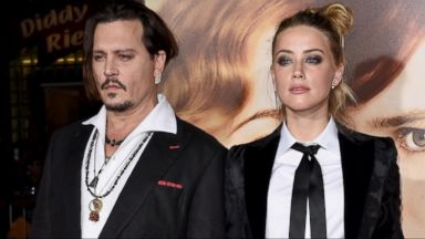 Nightline 05/27/16: Johnny Depp Ordered to Temporarily Stay Away from Estranged Wife Amber Heard