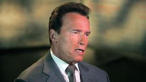 Gov. Arnold Schwarzeneggers