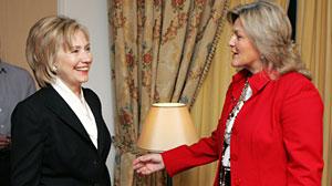 Photo: Clinton Nears Decision on U.S. Strategy in Afghanistan: Americas Top Diplomat Tells Nightline: Not Every Taliban Is al Qaeda