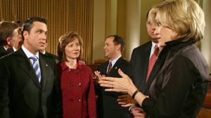 PHOTO ABCs World News with Diane Sawyer
