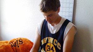 Kayla Hutchinson. High School Basketball player with amnesia