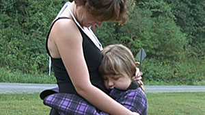 Photo: Trades Piece of Mind For End to Seizures: Single Mom Risks Memory Loss, Speech Problems