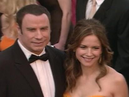 Cruise and Travolta: Churchs Stars