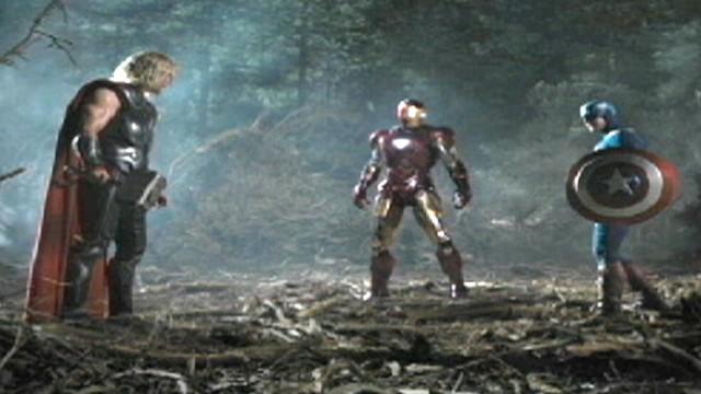 Avengers: Superhero-Packed Film