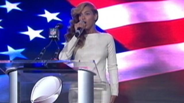 Beyonces Star-Spangled Comeback