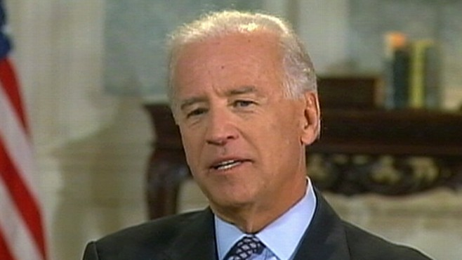 Nightline Interview: VP Joe Biden