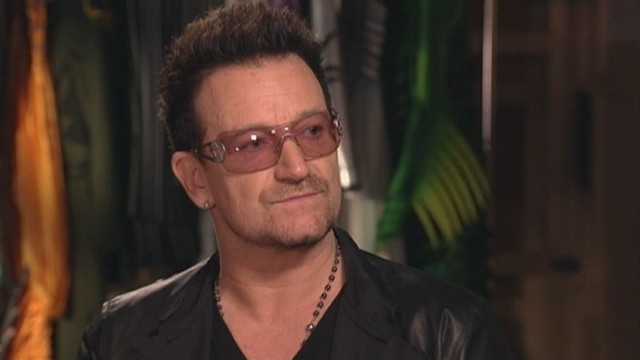 VIDEO: Bono on Nightline
