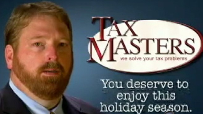 Tax Masters Racket?