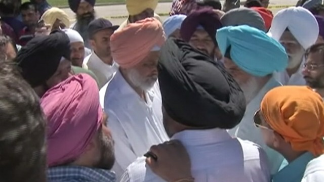 Wis. Sikh Temple Shooter Was Army Vet