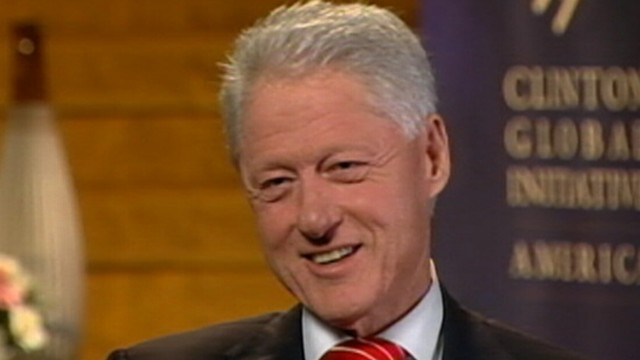 Bill Clinton: ABC Exclusive Interview