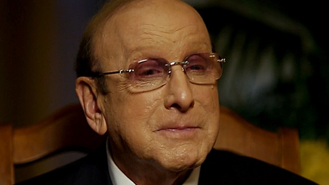 Music Business Legend Clive Davis Tells All In New Book