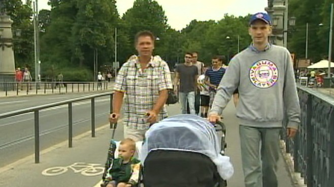Swedens Paternity Leave
