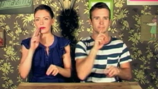 Sign of the Times: Irish Hand Dancing